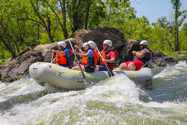 River City Adventures 6-13-15 Morning Trip