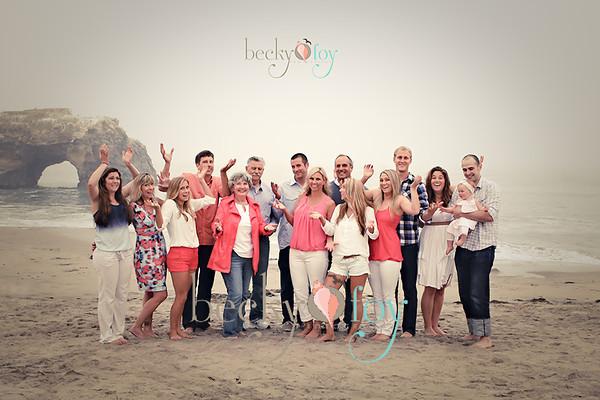 Stewart/Gambello Family 2013