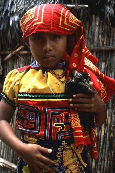 Rio Sidra, San Blas Islands, Panama 1979