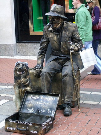 Dublin August 2009