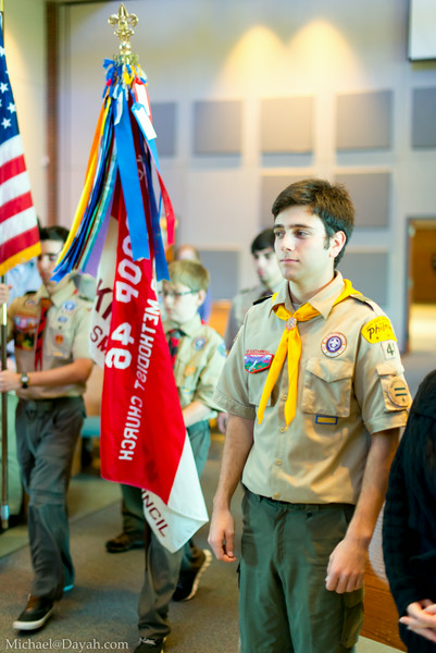 Campbell's Eagle Scout