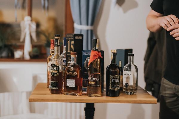 Degustace rumů :: Kavárna Porta