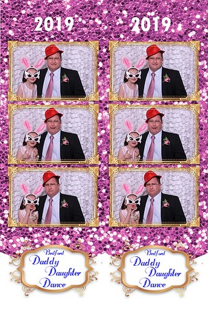 2019 February Daddy Daughter Dance