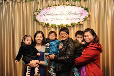 Kathleen and Anthony 10 Years Anniversary (12 Jan 2014)