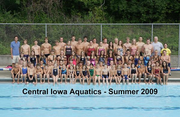 CIA Summer 09 Team Photo