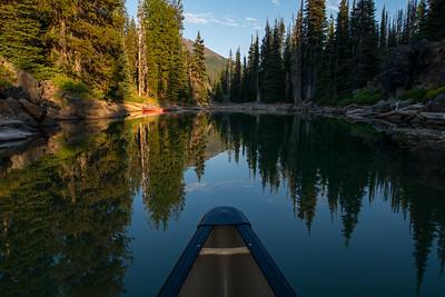 Sparks Lake July 1 2015.