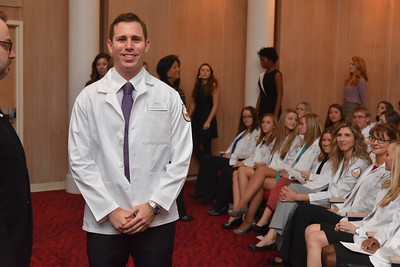 2015 Physician Assistant White Coat January