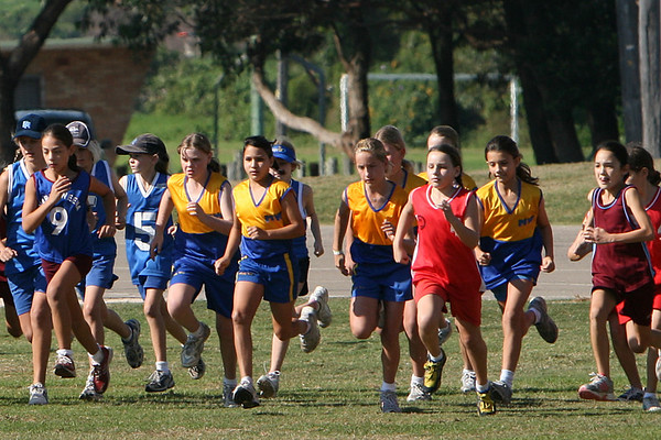 Manly Zone Cross-Country - MAY 17 2007