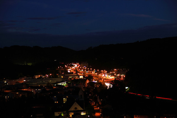 Winterthur City Night Shots