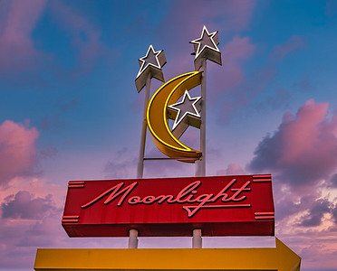 Titusville, FL - Vintage Signs