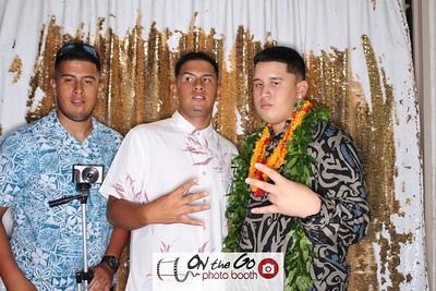 Kapono Walters Grad Party 2019