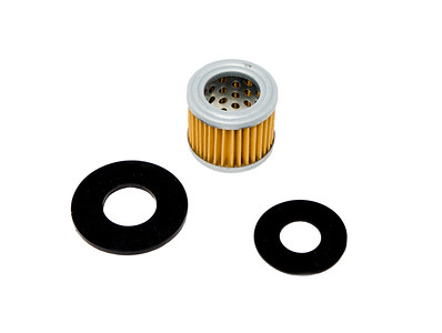 JCB JS 130 145 160 200 SERIES COMMON RAIL ISUZU ENGINE FUEL FILTER