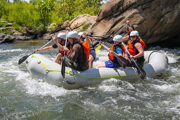 River City Adventures 7-24-15 Morning Trip