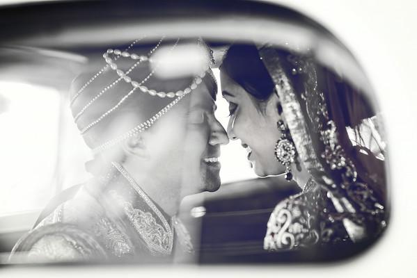 Bhavini + Sandeep