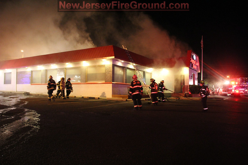 6-1-2014 (Camden County) Haddon Twp Crystal Lake Dinner- 2nd Alarm Building