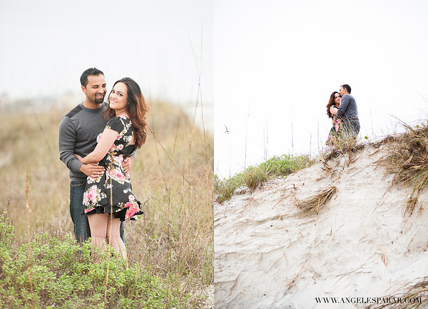 Michella and Anthony's Engagement Preview