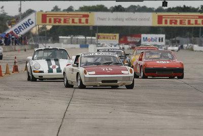 No-0704 Race Group V - Vintage Enduro
