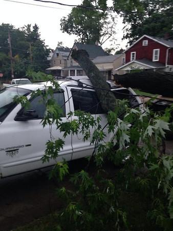 Reader photos June 18 storm