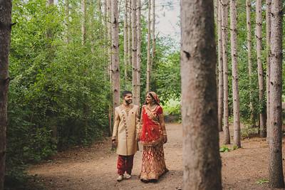 Sandhya + Kishan