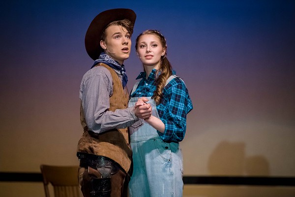 2018 Oklahoma Cast A Dress Rehearsal