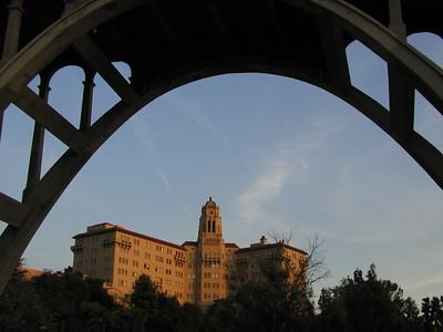 Passadena Bridge Los Angeles