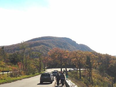 Virginia mountains, October 2013