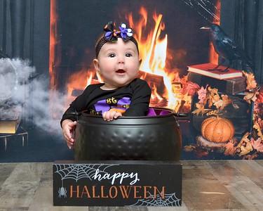 Hayley Fall & Halloween 2020