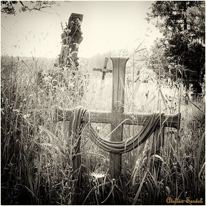 Hřbitov Pohoří na Šumavě