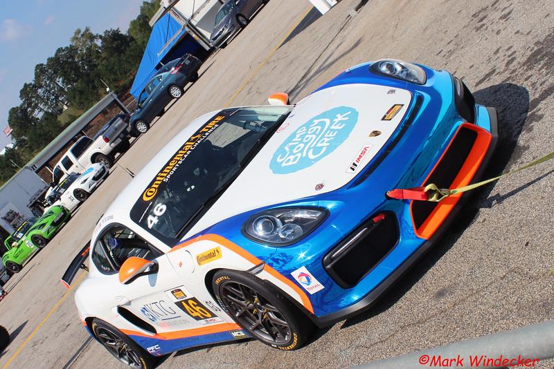 GS-Team TGM Porsche Cayman GT4