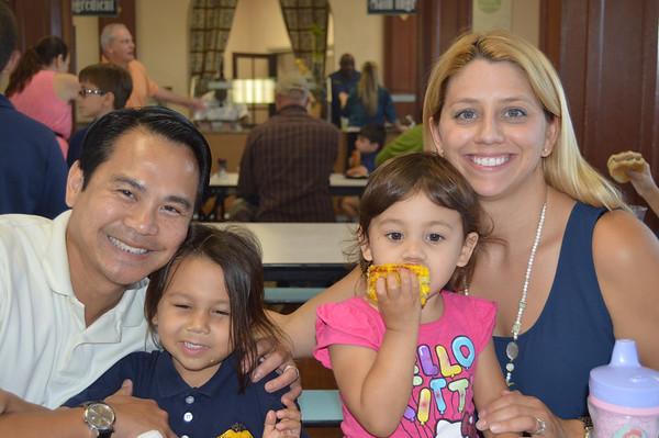 PreK Family Day 2015