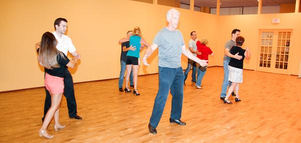 20150825 - Hustle at Dance Dimensions in Norwalk, CT