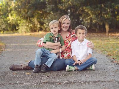 Eidson family