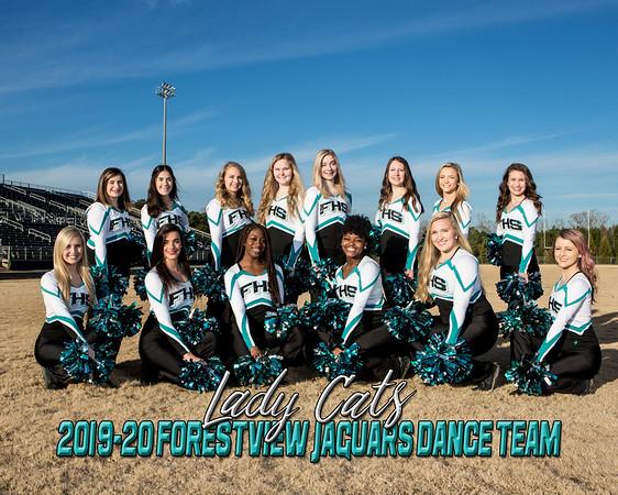 2019-20 Forestview Team Photos