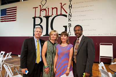 Dr Ben Carson - Education Matters Lucheon At Elon Homes & School For Childern 9-26-13 by Jon Strayhorn