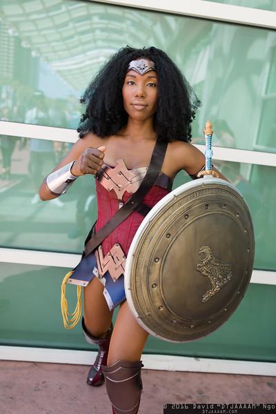 San Diego Comic-Con 2016 - Sunday