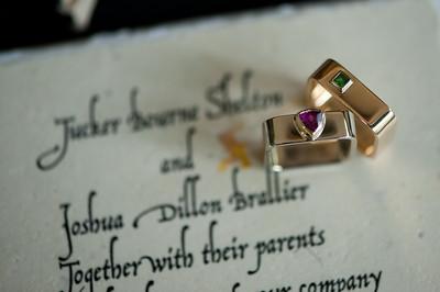 Shelton-Brallier Wedding