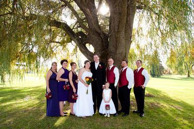 Jesse & Stefanie's Wedding