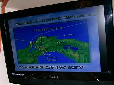2010 11 30 Panama Canal, Panama