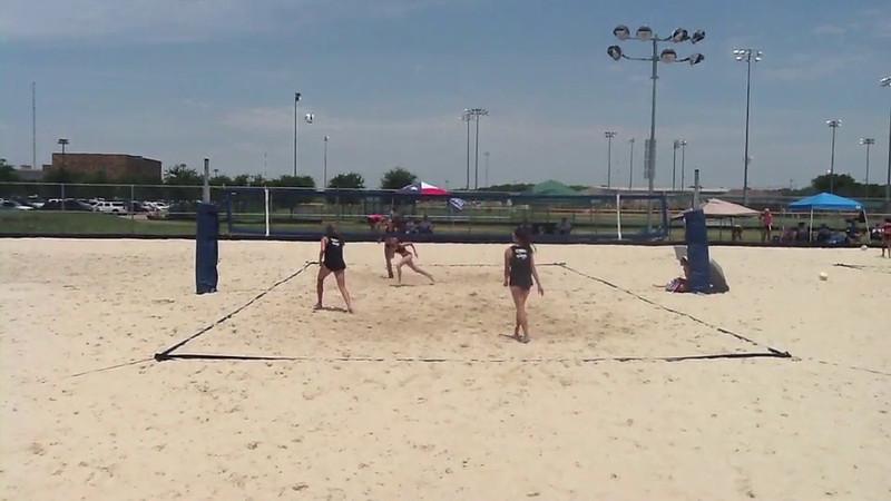 USAV Beach Dallas Bracket Game 1.m4v