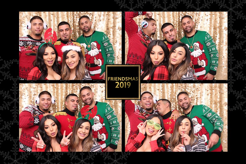 Kris' Holiday Party (Color SkinGlow Booth)