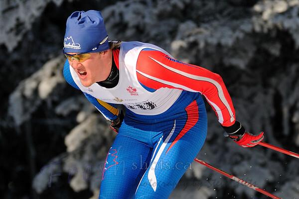 NORAM 2009 - Rossland - Classic - Men's 15 km
