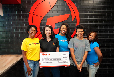 Firenza Pizza Check Presentation @ Firenza Pizza by Jon Strayhorn