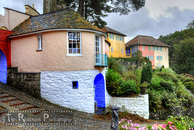 The Portmeirion Buildings Tour In Pictures