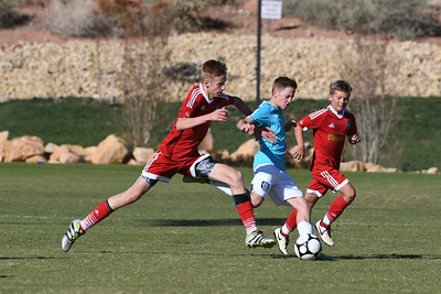 2016 Dixie Cup U15 Surf VS Arsenal