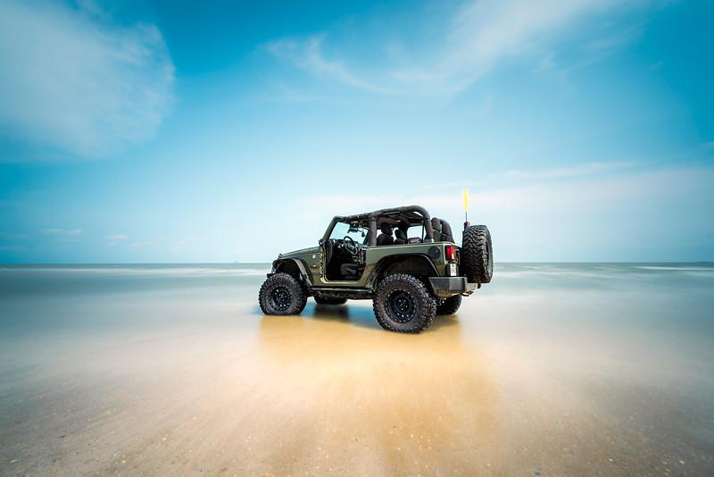 Go Topless Jeep Beach