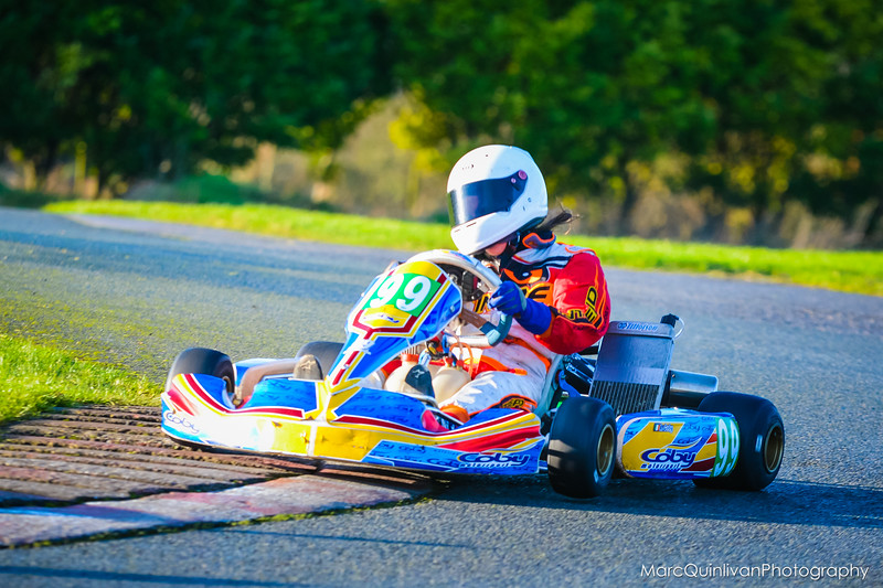 Leinster Karting Club - 2015/16 Winter Championship - Round 2