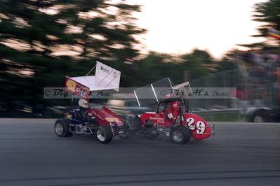 Beech Ridge Speedway-Midgets