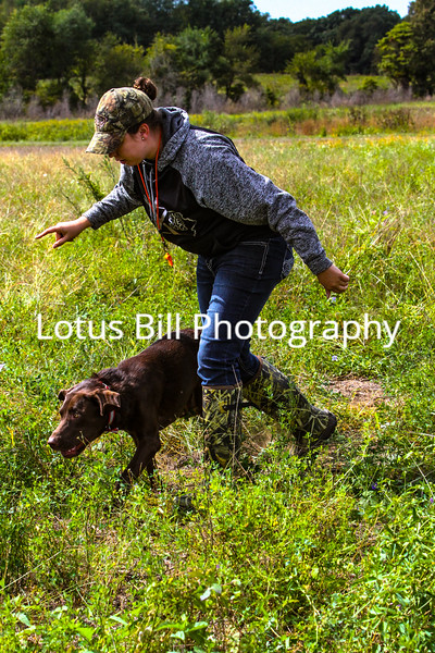 Courtney 1st Dog