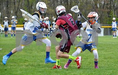 Vernon Senior Boys vs. Farmington 050716