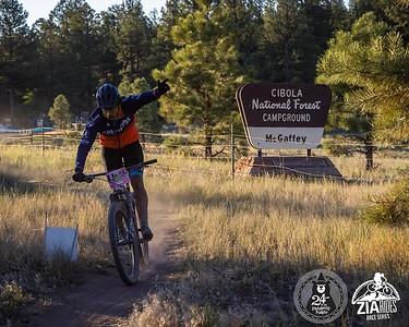 Sunday 5:45 to 7:00 (Around camp & mile one, ten)